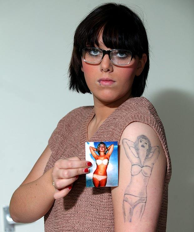 Красивые татуировки для девушек 700 фото