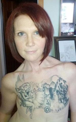 Kelly Davidson - Cancer Survivor
