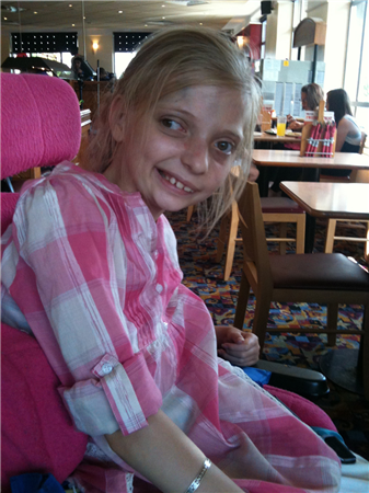 Hannah Windsor - Beautiful Little Girl.  Rest in peace.